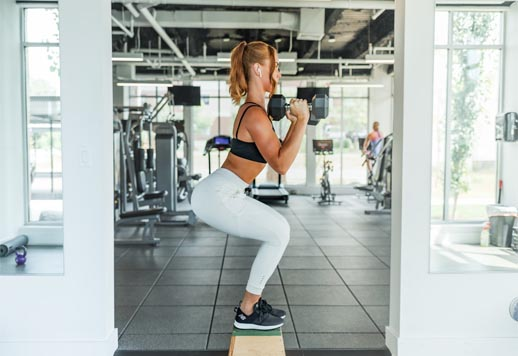 do resistance training to grow your glutes without weights