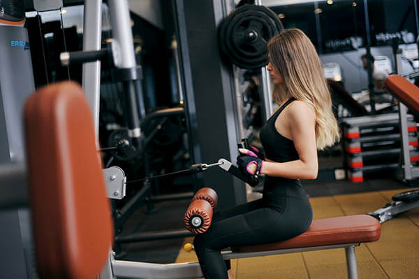 gym vs home you will push yourself at the gym