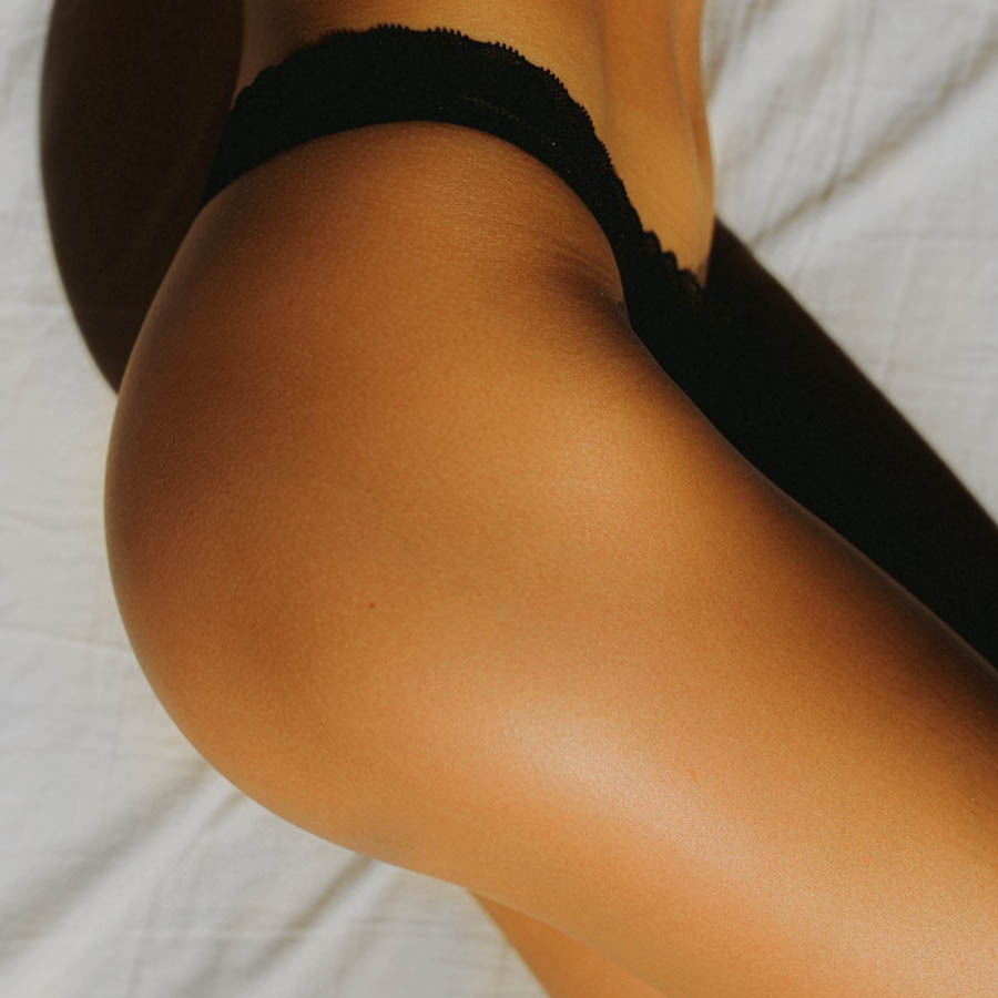 can you grow your glutes without growing legs