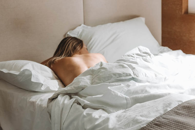 get more sleep to reach your fitness goals