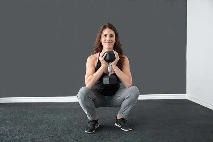 add strength or resistance training